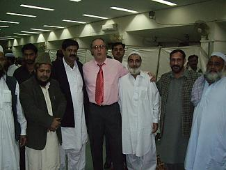 Photograph from John Kiser's trip to Pakistan in 2009