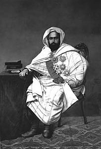 True Jihad: the story of Emir Abd el-Kader.